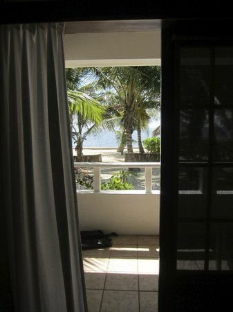 Cocotal Inn & Cabanas: View from our Cabana