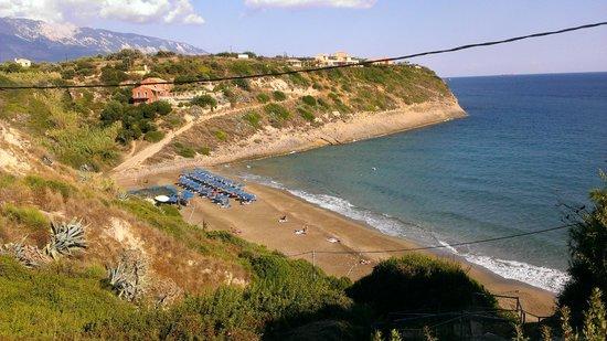 The Seasons Villas: Ai Helis Beach