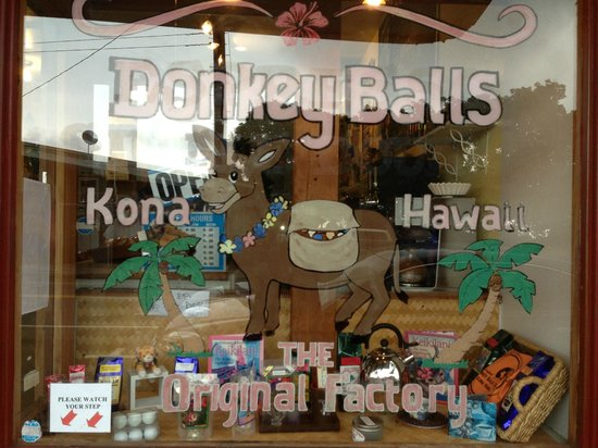 Donkey Balls Factory and Store: The Original Donkey Balls