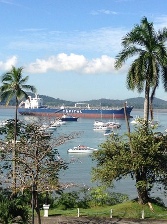 Country Inn & Suites by Radisson, Panama Canal, Panama : view from balcony