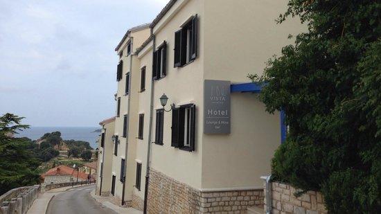 Hotel Vista : hotel
