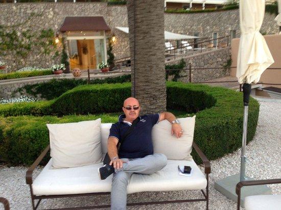 Villa Marina Capri Hotel & Spa : Confermo ed accetto