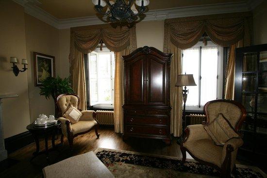 Hotel Le Clos St-Louis: Cabin 5