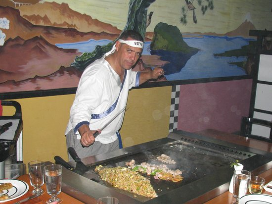 Cuisinier au japonais photo de hotel playa coco cayo for Cuisinier 7 lettres