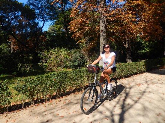 Bravo Bike: The Park