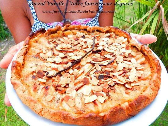 Recettes de cuisine sur la page Facebook de David Vanille et Épices - Guadeloupe