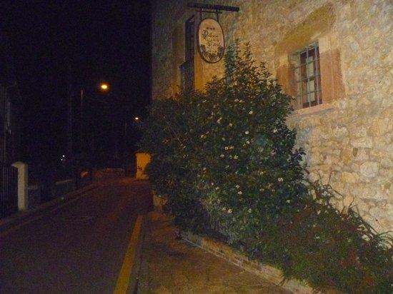 Hotel Palacio de la Vinona: entrada del hotel