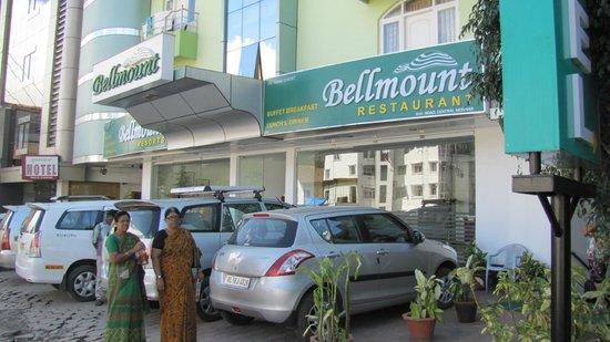 Bellmount Resorts Munnar Multi Cuisine Restaurant: Bellmount Restaurant