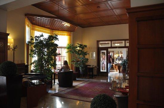 Austria Classic Hotel Wien: 朝食エリア