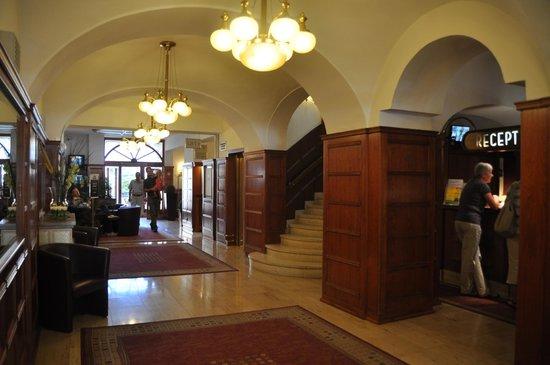 Austria Classic Hotel Wien: ロビー