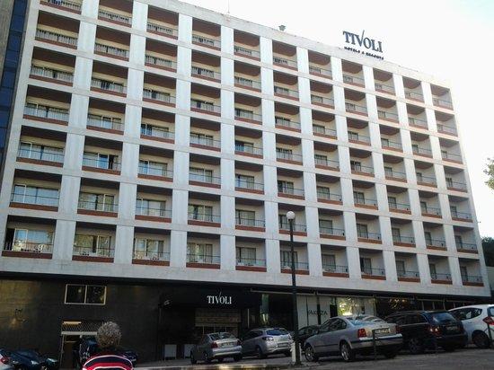 AVANI Avenida Liberdade Lisbon Hotel: Fachada
