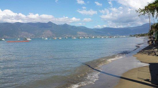 Juquei Beach: Praia do bairro São Francisco sp