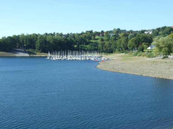 Personenschifffahrt Sorpesee: Le centre de loisirs nautique