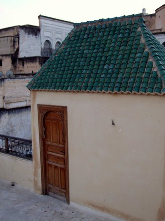 Riad Tara Hotel & Spa: Tetti dal terrazzo
