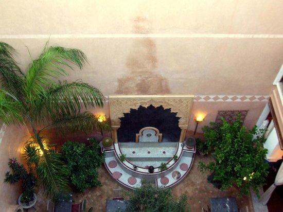 Riad Tara Hotel & Spa: Cortile