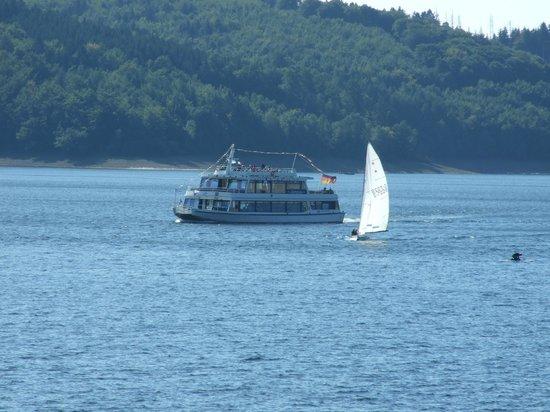 Personenschifffahrt Sorpesee