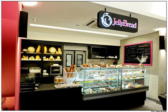 Jelly Bread