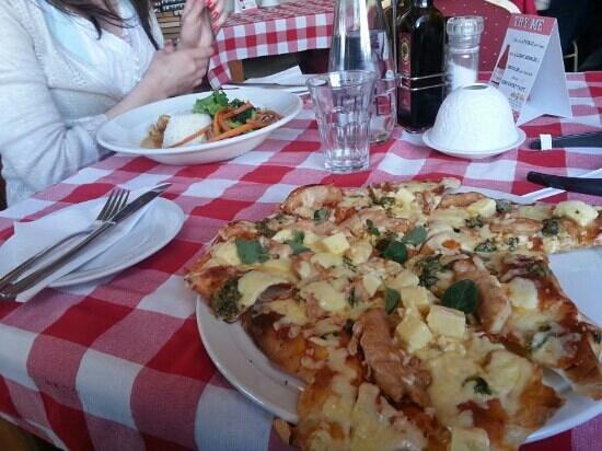 Passio: pizza