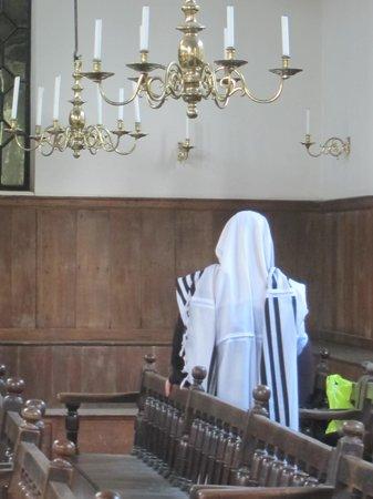 Jewish Amsterdam Tour: Preghiera