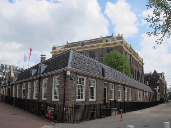 Jewish Amsterdam Tour: Esterno