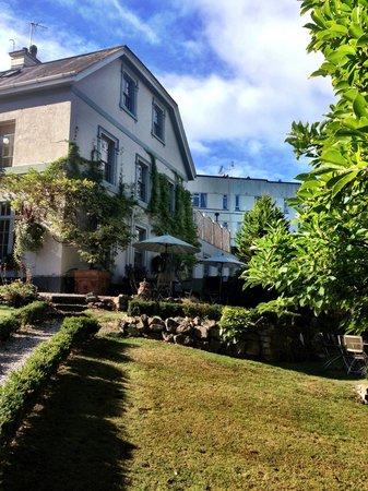Haytor Hotel: Lovely gardens
