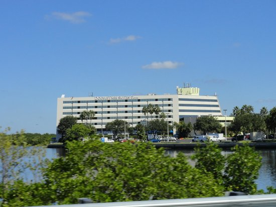 DoubleTree Suites by Hilton Tampa Bay - view