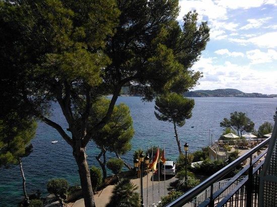 Hotel Coronado Thalasso & Spa: Blick vom Balkon