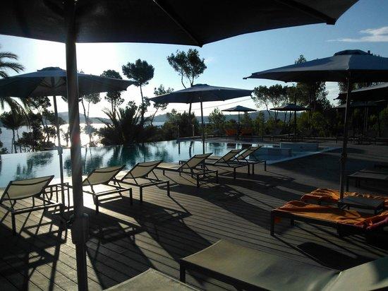 Hotel Coronado Thalasso & Spa: Infinity-Pool