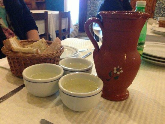"""Andaluz : """"Calici"""" di vino"""
