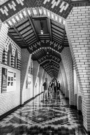 Saint Benedict Abbey : Hall