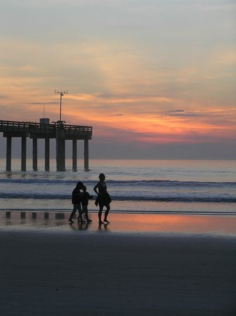 Pier at St. Augustine Beach