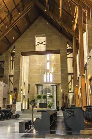 Saint Benedict Abbey : Spritual