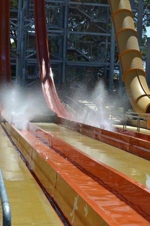 Water World : Камикадзе! , дух захватывает по полной!)))