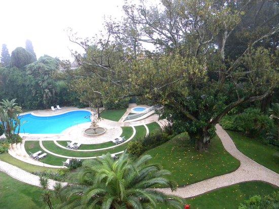 Olissippo Lapa Palace : Pool/Garden