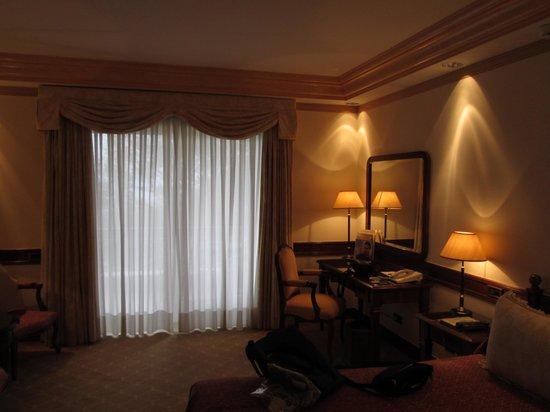 Olissippo Lapa Palace: bedroom