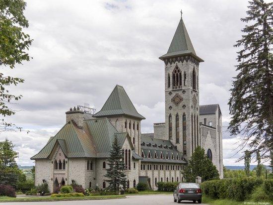 Saint Benedict Abbey : The Abbey