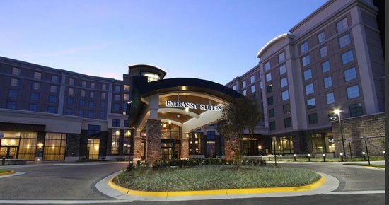 Embassy Suites by Hilton Springfield: Hotel
