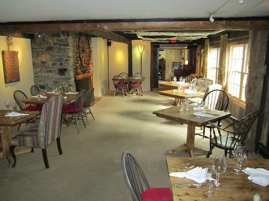 The Inn at Weathersfield: Main Dining Room