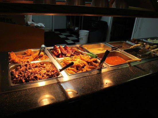 Fyffe, AL: great food