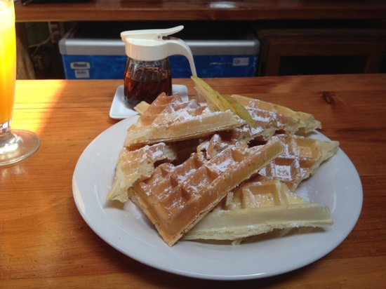 Latitude 39: Mi desayuno
