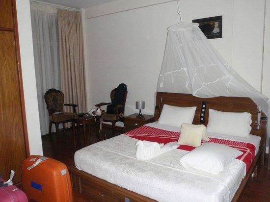 Homland Hotel : camera