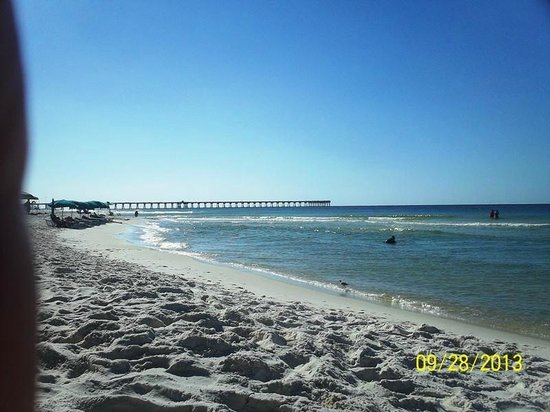 Panama City Beach In Front Of The Days Inn