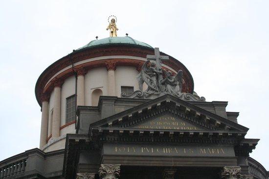 Chiesa Di Santa Maria Immacolata delle Grazie: cupola