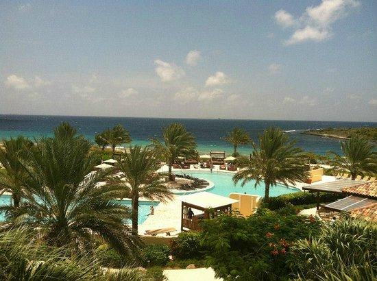 Santa Barbara Beach & Golf Resort, Curacao: Pool area
