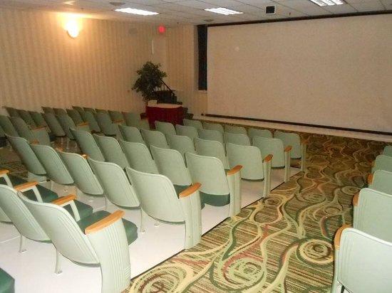 Lake Morey Resort: Movie theater