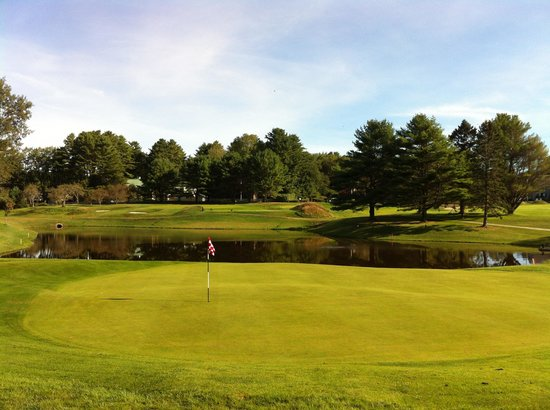Cape Arundel Golf Club: #6