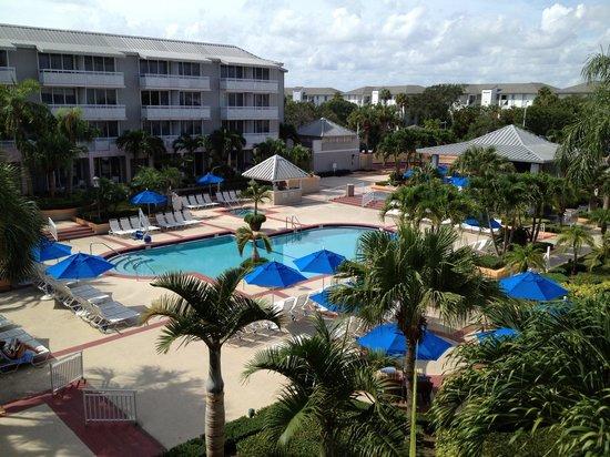 Marriott Beach Resort and Marina Hutchinson Island : Love this pool!