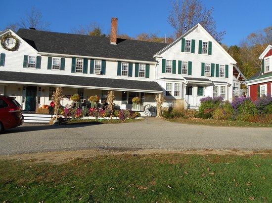 Christmas Farm Inn & Spa : The main inn