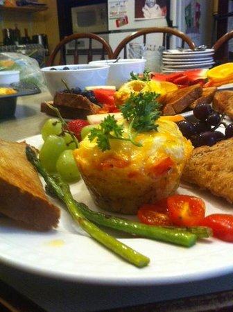 Rendell - Shea Manor: Baked Omelette