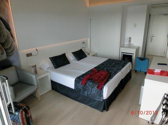 Hotel Java: Zimmer